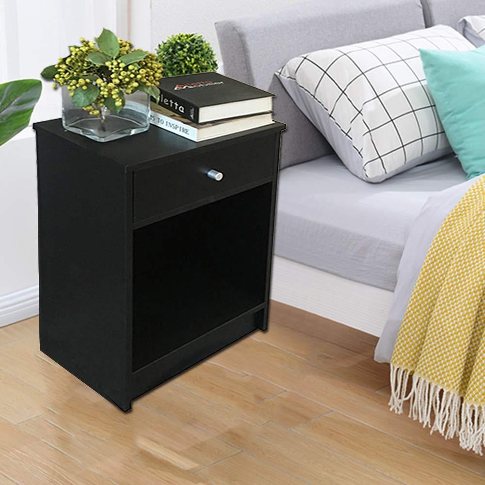 Amazon.com: SSLine - Mesa auxiliar para sofá, mesita ...