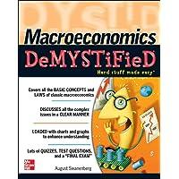 Macroeconomics Demystified: A Self-teaching Guide