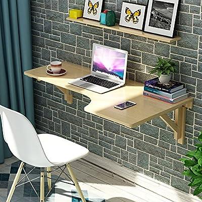 Zhuozi FUFU Mesas de Centro Escritorio de la computadora Plegable ...