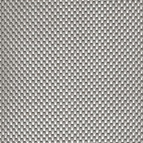 Magic Cover 05F-187940-06 Thick Grip Non-Adhesive Shelf Liner, 18 by 5', Gray 18 by 5' Kittrich
