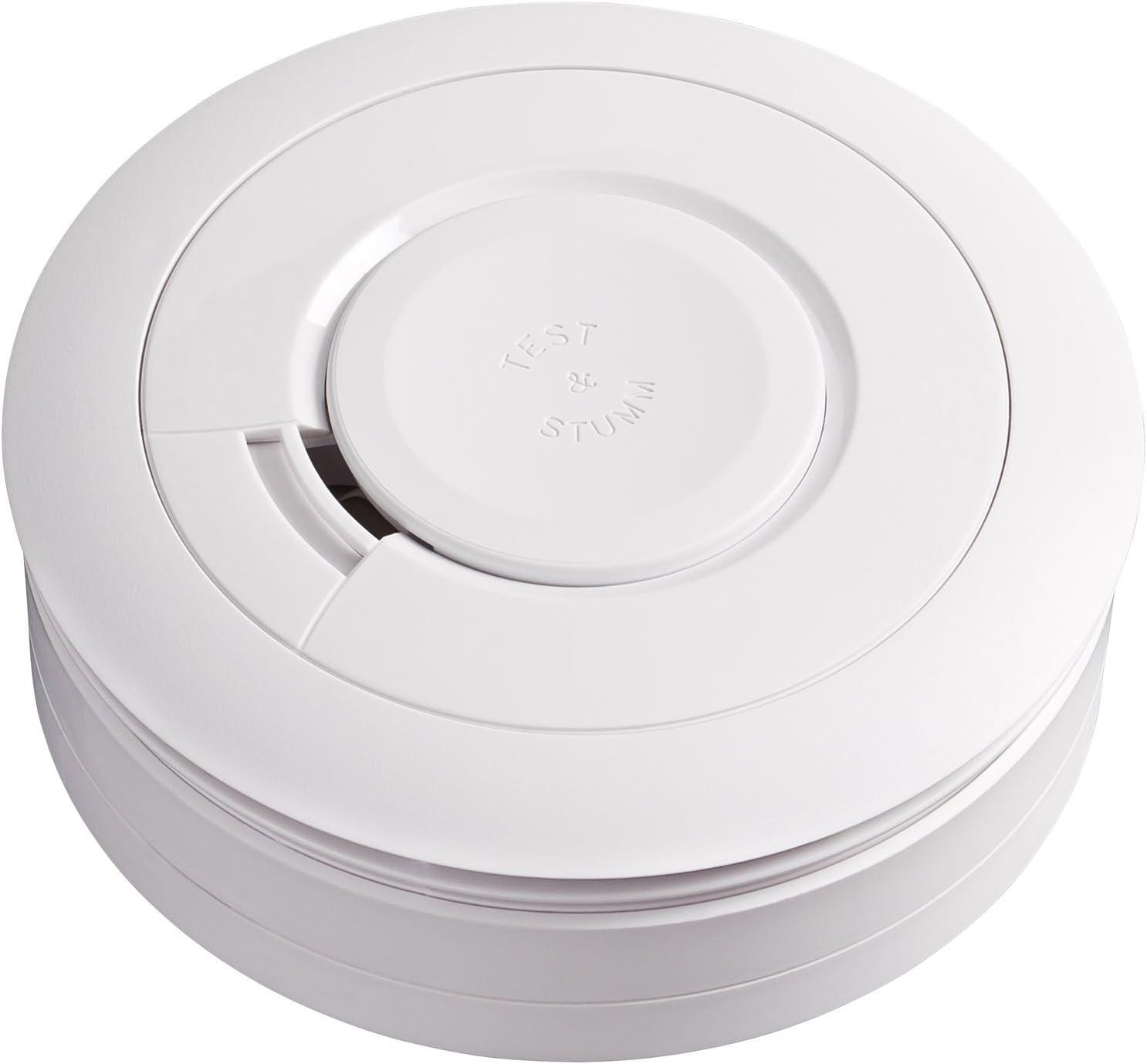 Ei Electronics Aico Ei605CRF Optical Smoke Fire Alarm with 9V Battery RF Module