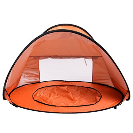Baby Beach Tent Beach Umbrella Sunba Youth Pop Up Tent UV Protection Sun Shelters  sc 1 st  Amazon.com & Amazon.com: Baby Beach Tent Beach Umbrella Sunba Youth Pop Up ...