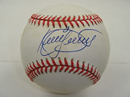 076b67c9a79 Image Unavailable. Image not available for. Color  Kirby Puckett PSA DNA  Certified Autographed Signature ...