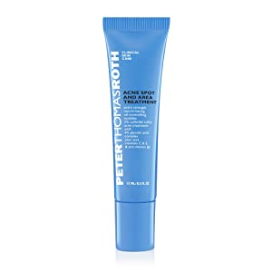 Acne Spot and Area Treatment, Colloidal Sulfur Acne Spot Treatment with Glycolic Acid, Helps Treat and Control Breakouts