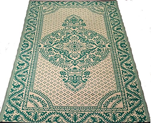 Amazon.com : 6u0027x9u0027 Reversible Indoor Outdoor Rug Patio RV Camping Mat 164  348 157 : Garden U0026 Outdoor