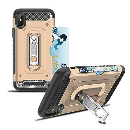 Amazon.com: GLBYDLO - Carcasa de metal con función atril ...