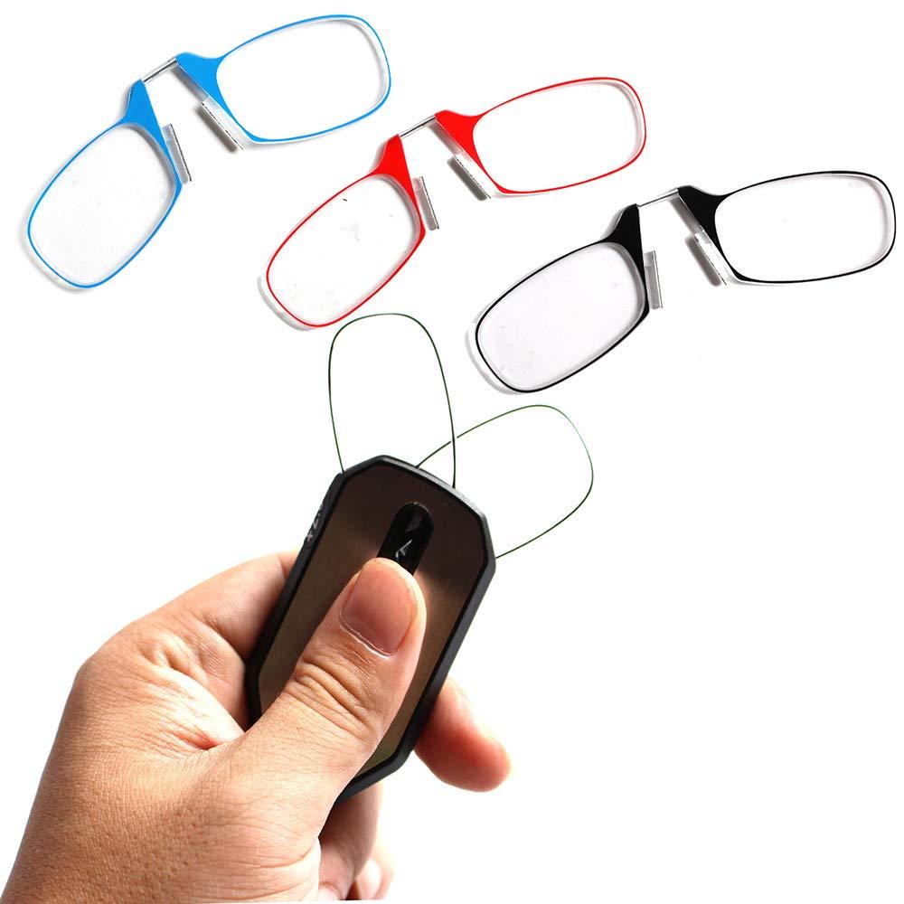 HHCC - Llavero con Gafas de Lectura Presbyopie, portátil ...