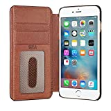 Sena Ultra Thin Wallet Book , Thinnest book style wallet case solution for the iphone 6 PLUS & 6s PLUS