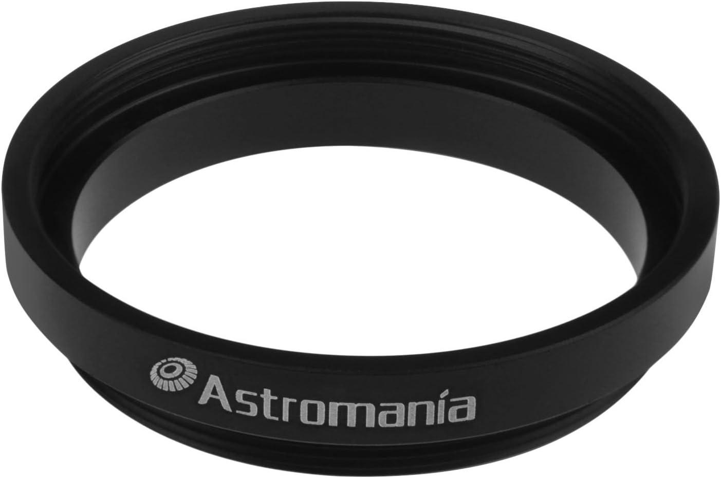 Eyepiece Astromania M43x0.75 Female to M42X0.75 T // T2 Male Thread Telescope Adapter SWA The Camera Adapter for Astromania 1.25//2-70 Degree Super Wide Angle