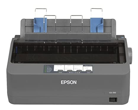 Epson LQ-350 - Impresora matricial (24 Pines, USB 2.0, 200-240 V ...