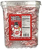 Bobs Mini Candy Canes - 280-ct. tub