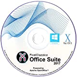 Software : Office Suite 2017 Microsoft Word 2016 2013 2010 2007 365 Compatible Software Powered by Apache OpenOfficeTM for PC Windows 10 8.1 8 7 Vista XP 32 64 Bit, Mac OS X & Linux - No Yearly Subscription!