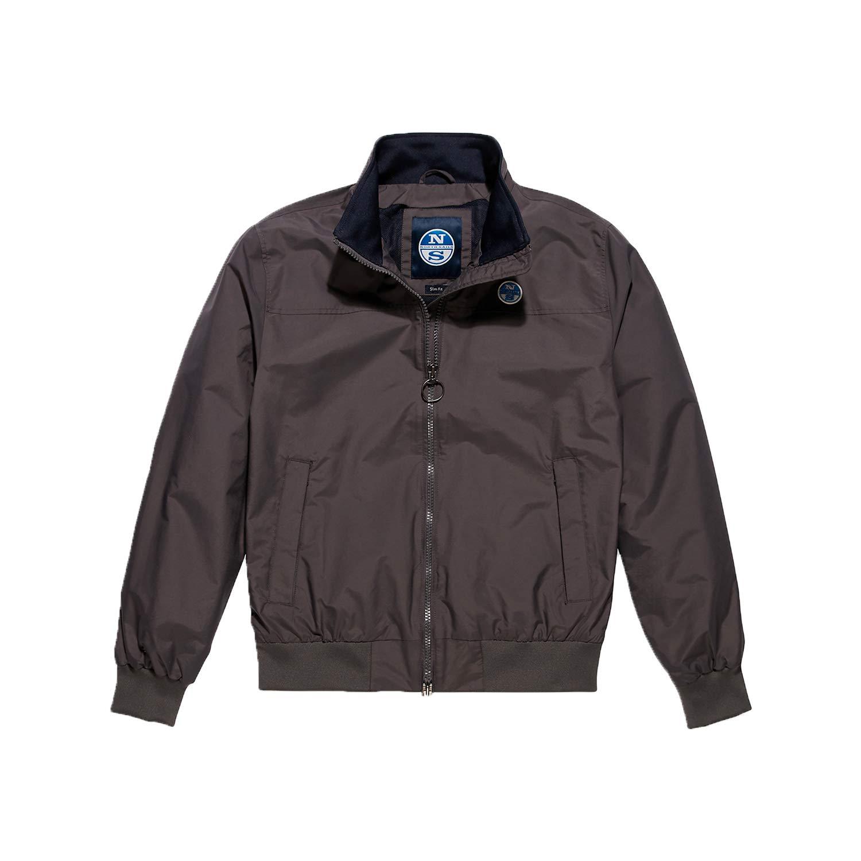 NORTH SAILS Giubbino Sailor Slim Jacket Giacca Uomo Grigio 60 2656 000 0950