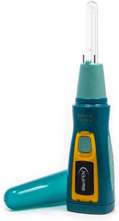 SteriPen Ultra portátil purificador de Agua Azul: Amazon.es ...