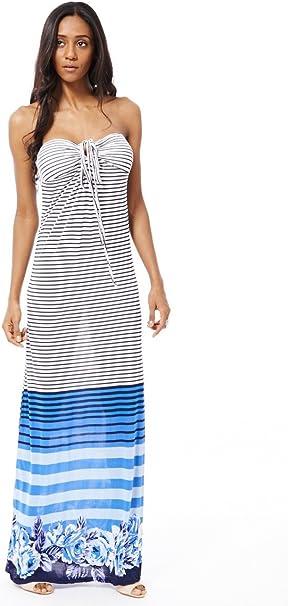 Amazon Kleid Blau