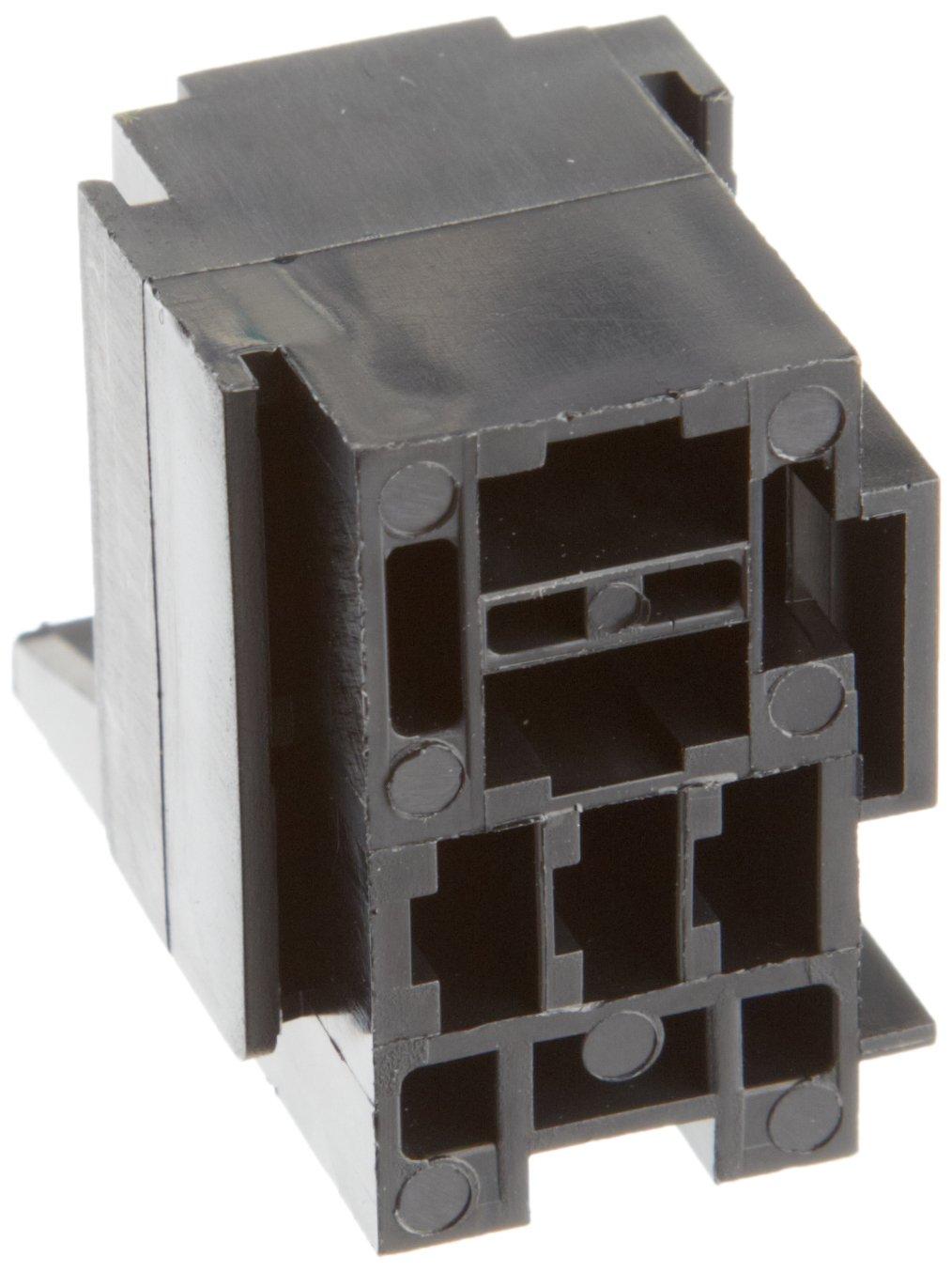 Hella H84702001 Socket For 5 Terminal Micro Relay Bracket