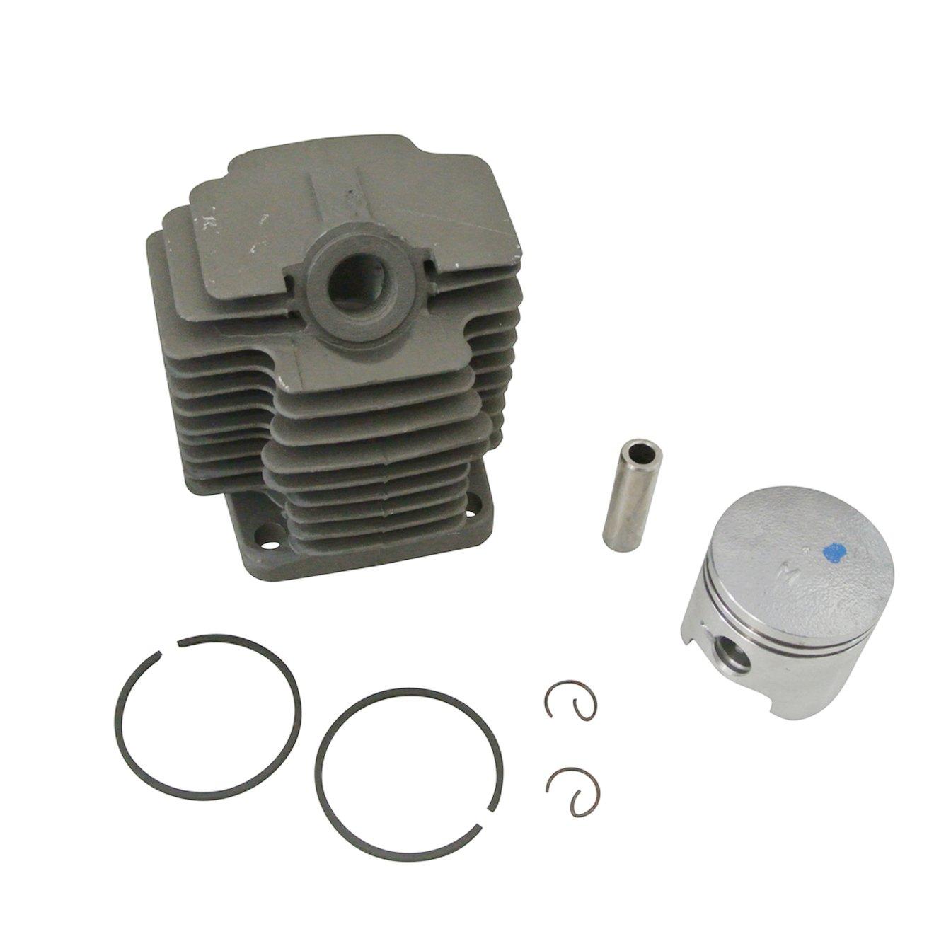 New 40mm Cylinder Head piston kit For Engine Parts 47cc 49cc 2-stroke JL JIANGLI LEGEND