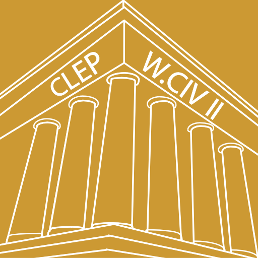 CLEP Western Civilization II Exam Prep