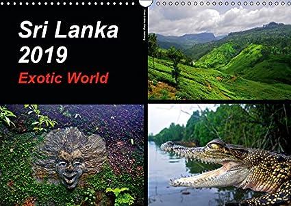 Sri lanka calendar 2019