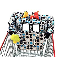 Shopping Cart and High Chair Covers Product