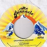 California Dreamin' / Space Lady Love - Colorado 7