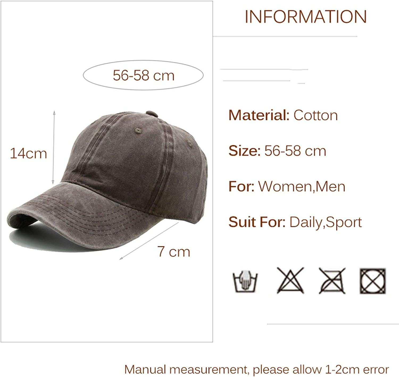 peals Casual Men Cotton Solid Baseball Cap Women Baseball Hat Girl Adjustable Caps,Khaki,Adjustable