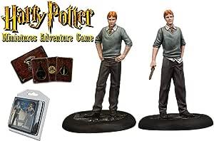 Knight Models Juego de Mesa - Miniaturas Resina Harry Potter Muñecos Fred & George Weasley Expansion Pack versión inglesa: Amazon.es: Juguetes y juegos