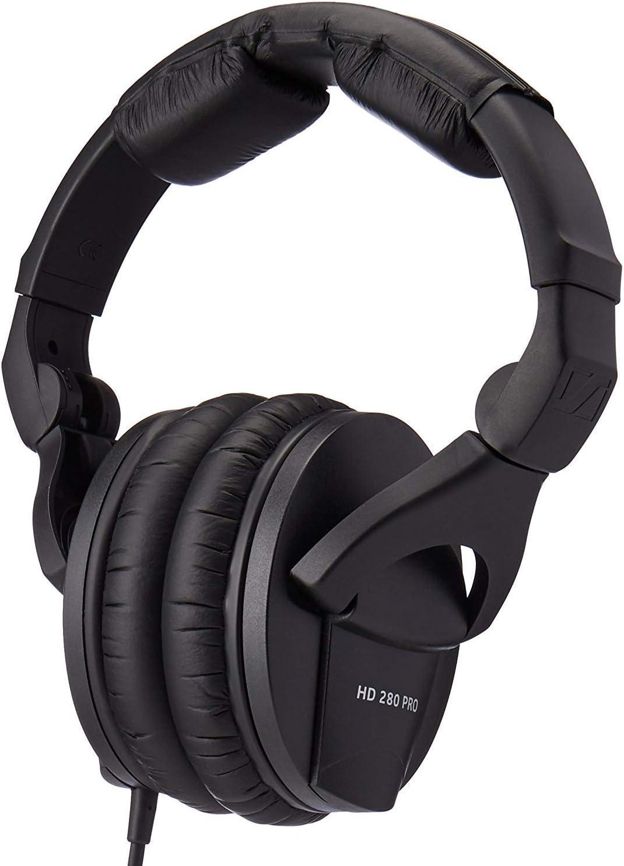 Amazon Com Sennheiser Hd280pro Headphone New Model Musical Instruments