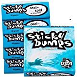 Sticky Bumps Cool/Cold Water Surfboard Wax (10 Bars)
