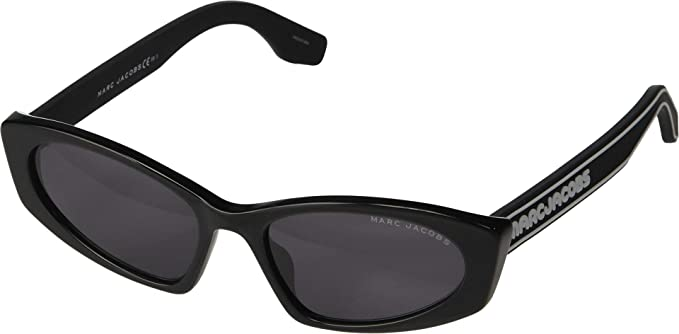 Gafas de Sol Marc Jacobs Marc 356/S Black/Grey Mujer: Amazon ...
