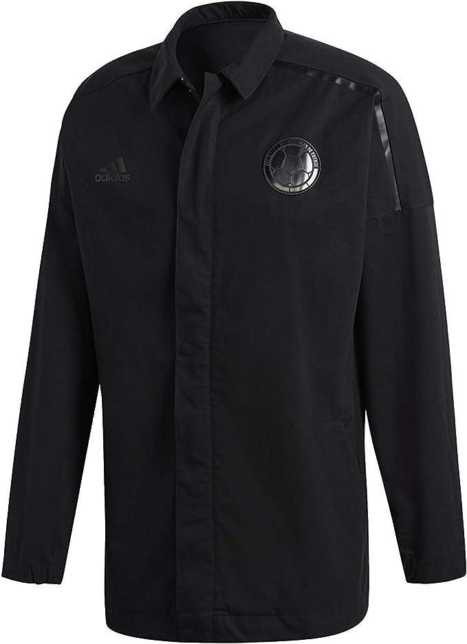 adidas Men's FCF Colombia Z.N.E. Jacket at Amazon Men's