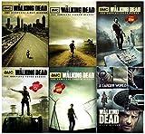 Walking Dead Season 1 - 6 Complete Seasons 1,2,3,4,5, 6 DvDS Brand New
