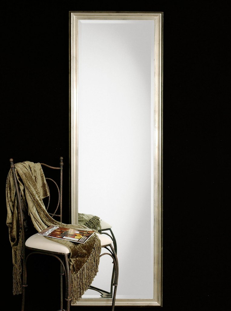 Amazon Stunning 76 Silver Leaf Full Length Dressing Wall