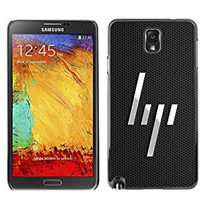 GagaDesign Phone Accessories: Hard Case Cover for Samsung Galaxy Note 3 - Minimalist Lines