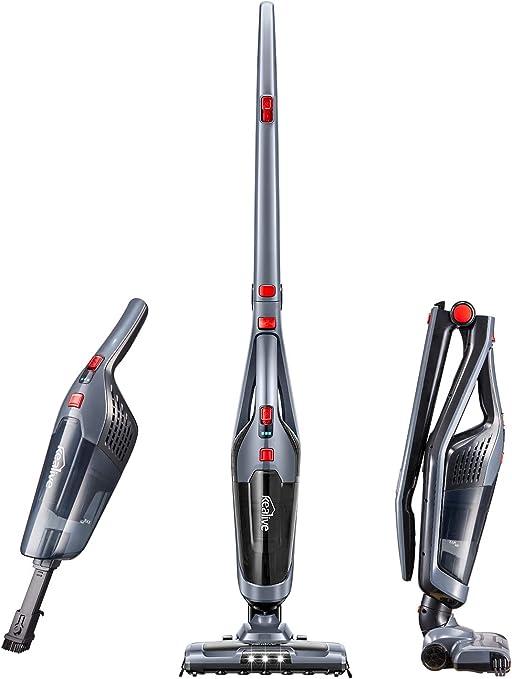 Shark Cordless Sweeper Vac Carpet /& Floor Cleaner ~ Rechargeable Stick Vacuum