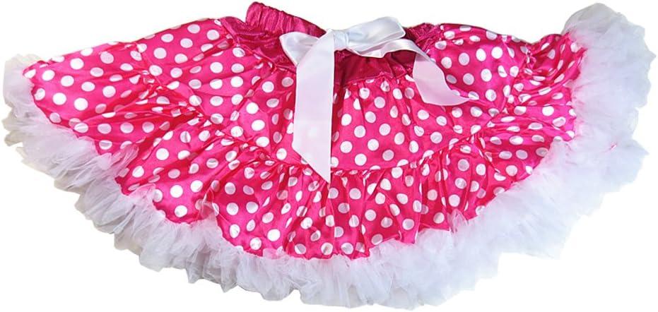 Dancina Falda Tutú de Lunares de Ballet para Niñas Bebés de 1 á 3 ...