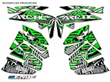 Senge Graphics 2010-2014 Arctic Cat Sno Pro 500 Mayhem Green Wrap