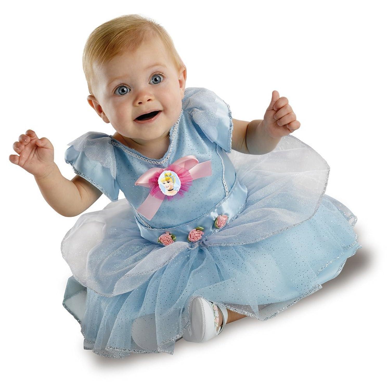 Amazon.com: CINDERELLA INFANT Costume(Size:12-18M): Clothing
