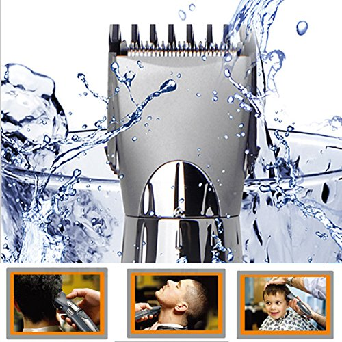 MSmask Electric Beard Hair Cutting Shaver Useful Razor Trimmer Clipper Personal Waterproof
