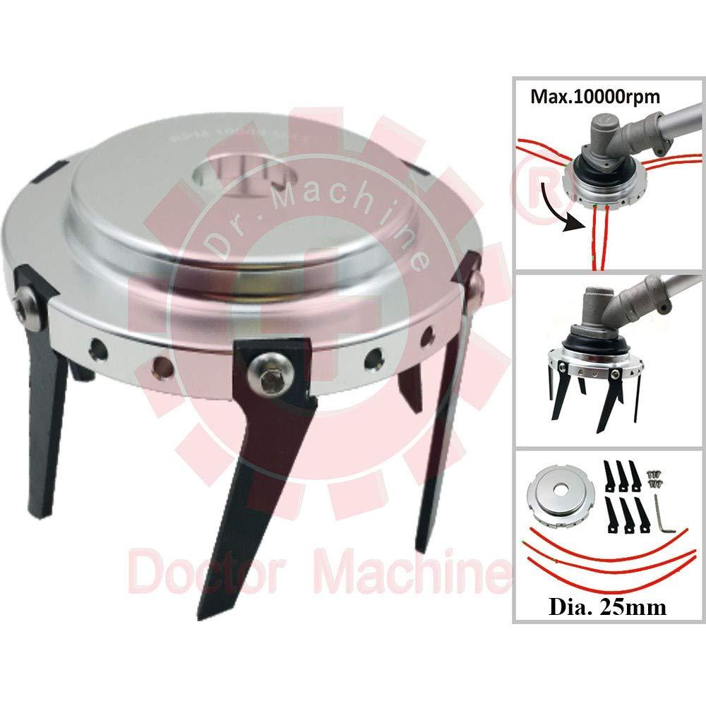 Doctor Machine - Disco de Fresa de Zapata Universal 2 en 1 para ...