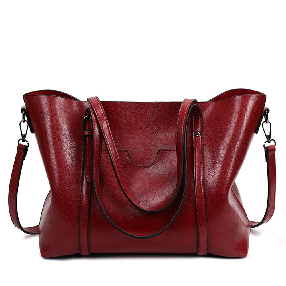 ee6097e14d1 Amazon.com: Christmas Fall Purse Fashion Top-Handle Bags Satchel ...