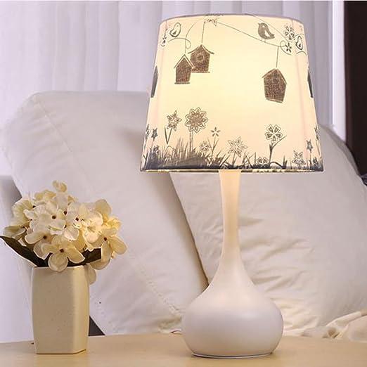 Yxx max *lampara Mesa Lámparas de Mesa de Metal Lámparas de salón ...