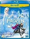 Frozen [Blu-ray 3D + Blu-ray] [Region...