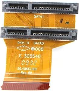 Dell XPS M1730 Dual SATA Hard Drive Cable YT963