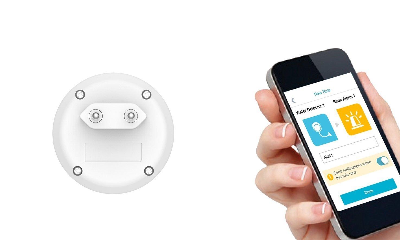 D-Link DCH-S220 - Sirena de Alarma Inicio de Wi-Fi: D-Link: Amazon.es: Informática