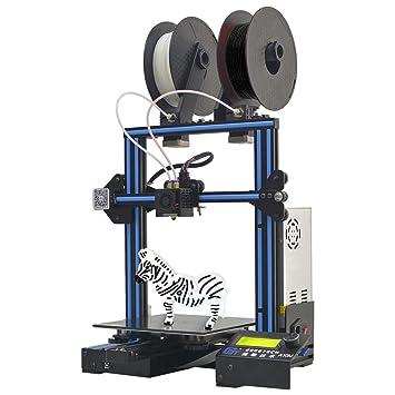 A10M Mezcla De Color 3D Impresora De Código Abierto De Montaje ...