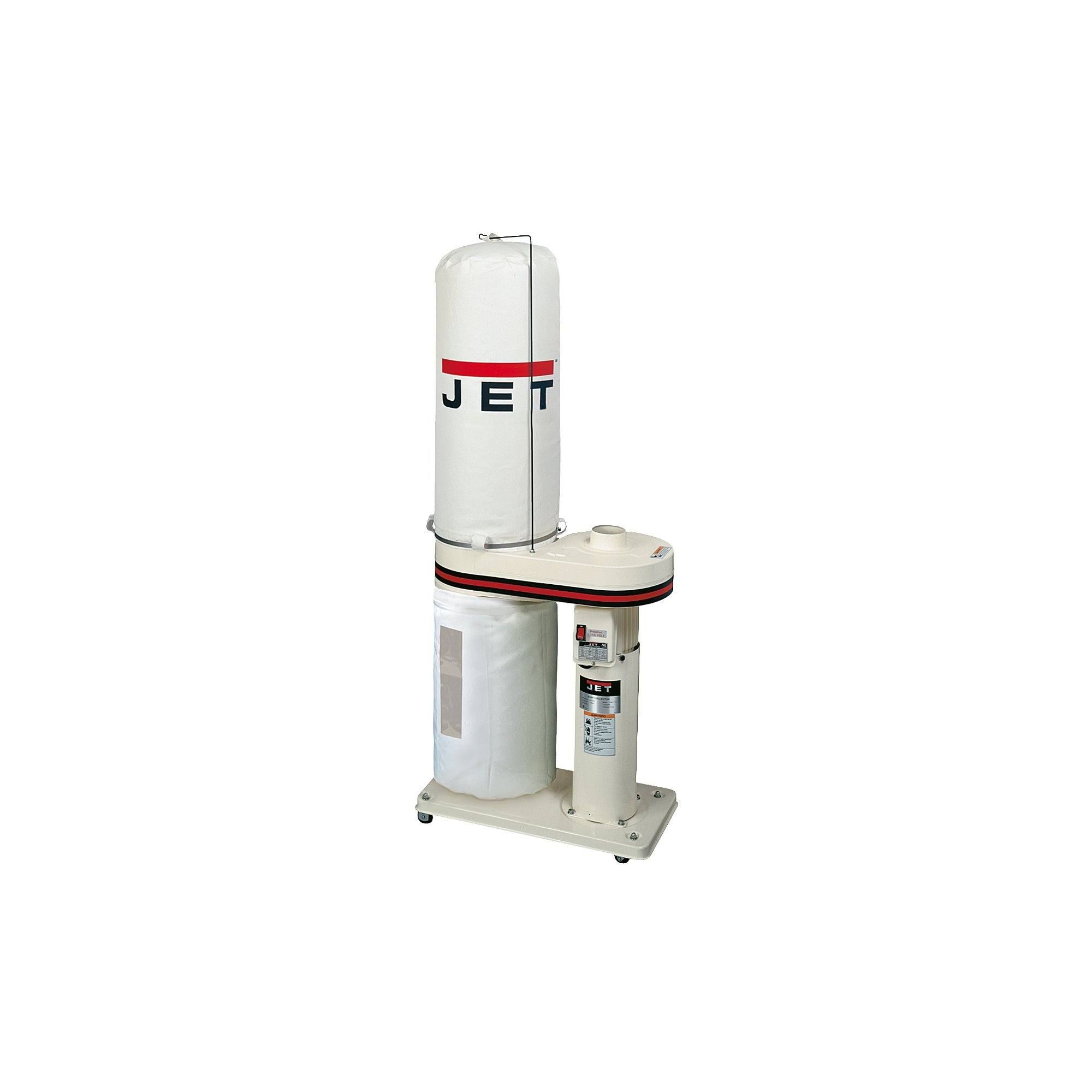JET DC-650BK Dust Collector with Bag Filter Kit
