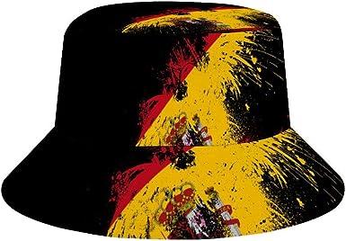 PecoStar - Sombrero de Pescador Unisex, diseño de Bandera de ...