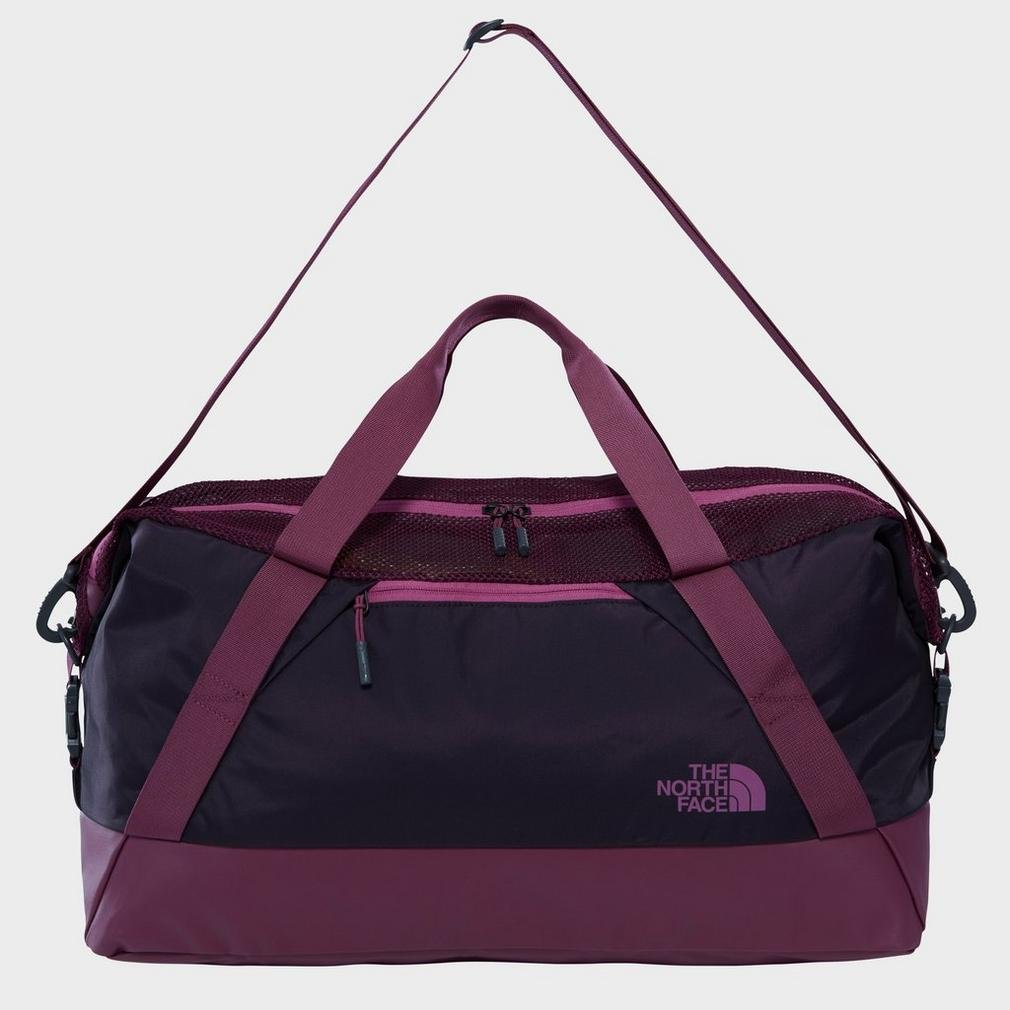 577de19cc5c Amazon.com : The North Face Apex Gym Duffel Bag (Medium), Purple, One Size  : Sports & Outdoors