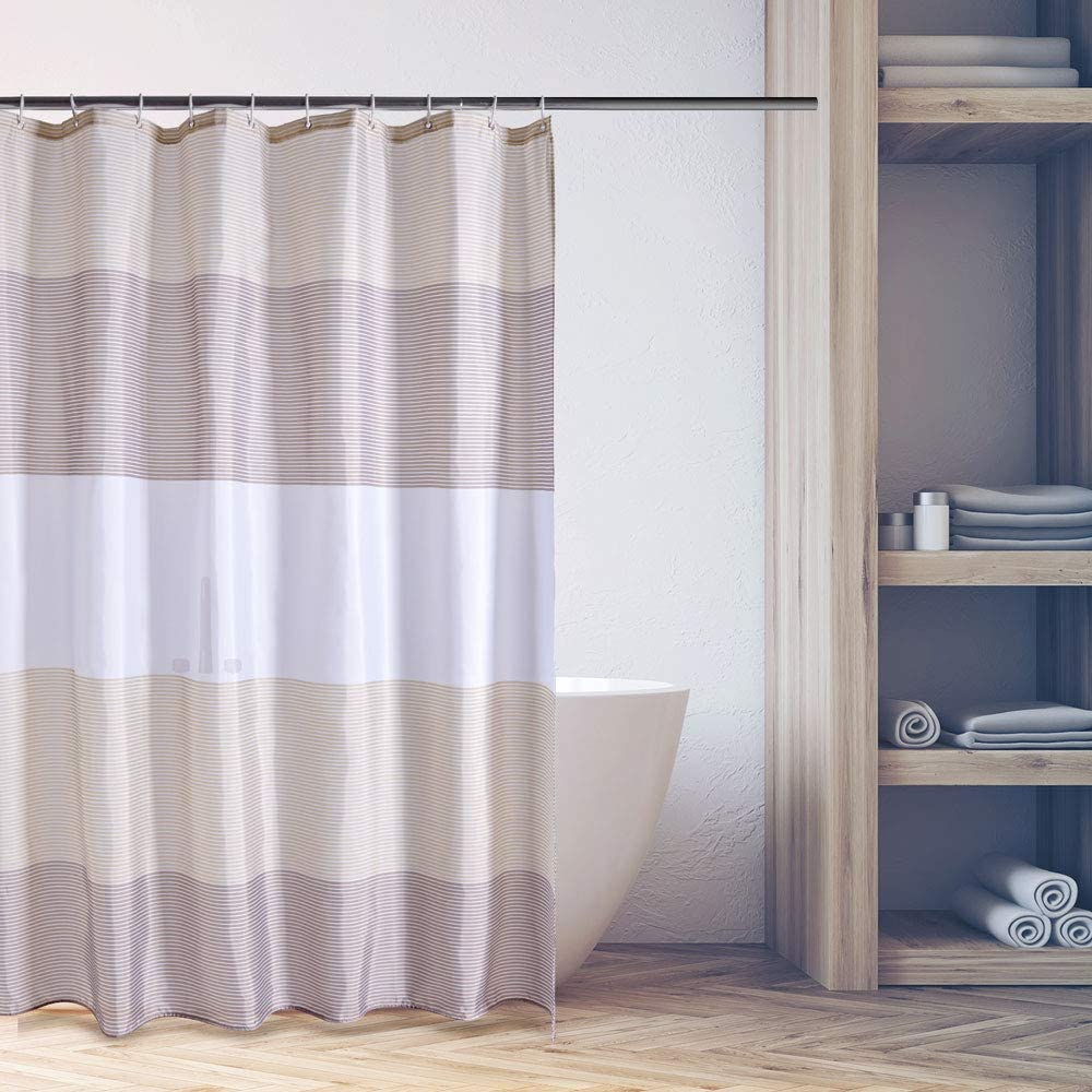 Shower Curtain Fabric Waterproof Bathroom for Easter Home Decor B1211